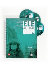 ELE Actual B2 przewodnik metodyczny + płyty CD audio