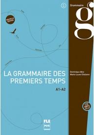 Grammaire des premiers temps książka+płyta MP3 poziom A1-A2
