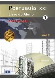 Portugues XXI 1 podręcznik + zawartość online