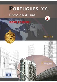 Portugues XXI 2 podręcznik + ćwiczenia + zawartość online