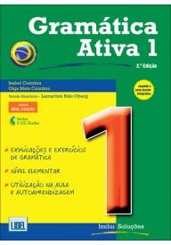 Gramatica Ativa 1 wersja brazylijska