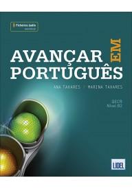 Avancar portugues książka + zawartość online