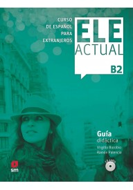ELE Actual B2 przewodnik metodyczny + płyty CD audio dodruk