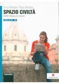 Spazio Civilta A2/B1 podręcznik