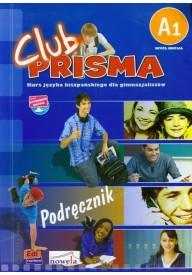 Club Prisma A1 podręcznik + CD wersja polska