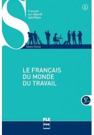Francais du monde du travail książka B1-B2