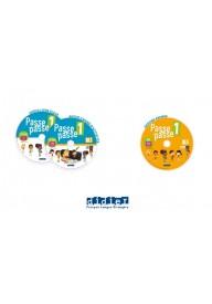Passe-Passe 1 2 CD MP3 + DVD
