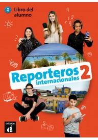 Reporteros internacionales 2 podręcznik
