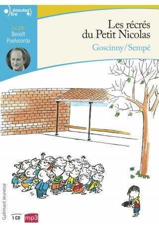 Petit Nicolas: Les recres du petit Nicolas Audiobook
