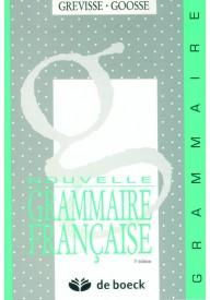 Nouvelle grammaire francaise