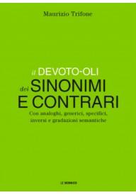 Devoto-Oli Dizionario dei sinonimi e contrari książka