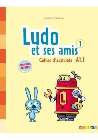 Ludo et ses amis 1 Nouvelle ćwiczenia