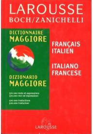 Dictionnaire maggiore francais-italien vv