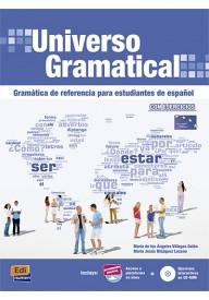 Universo gramatical książka + CD ROM wersja międzynarodowa
