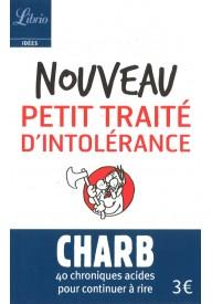 Noveau petit traite d'intolerance