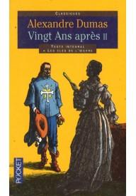 Vingt Ans apres II