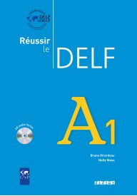 Reussir le DELF A1 książka + CD audio
