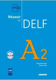 Reussir le DELF A2 książka + CD audio