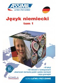 Język niemiecki łatwo i przyjemnie tom 1 + zawartość online