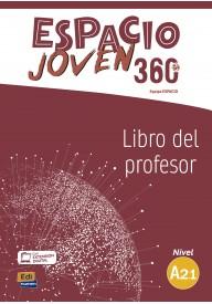 Espacio Joven 360° WERSJA CYFROWA A2.1 przewodnik metodyczny + zawartość online