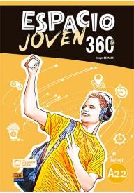 Espacio Joven 360° WERSJA CYFROWA A2.2 podręcznik + zawartość online