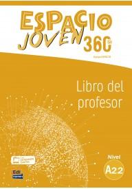 Espacio Joven 360° WERSJA CYFROWA A2.2 przewodnik metodyczny + zawartość online