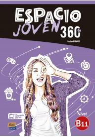 Espacio Joven 360° WERSJA CYFROWA B1.1 podręcznik + zawartość online