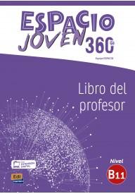 Espacio Joven 360° WERSJA CYFROWA B1.1 przewodnik metodyczny + zawartość online