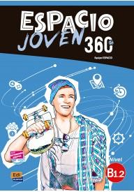 Espacio Joven 360° WERSJA CYFROWA B1.2 podręcznik + zawartość online