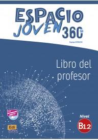 Espacio Joven 360° WERSJA CYFROWA B1.2 przewodnik metodyczny + zawartość online