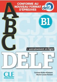 ABC DELF B1 książka + CD + klucz + zawartość online ed.2021