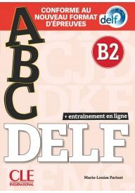 ABC DELF B2 książka + CD + klucz + zawartość online ed.2021