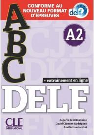 ABC DELF A2 książka + CD + klucz + zawartość online ed.2021