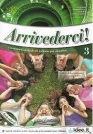 Arrivederci B1 podręcznik + ćwiczenia + CD audio