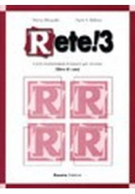 Rete 3 libro di casa ćwiczenia + CD
