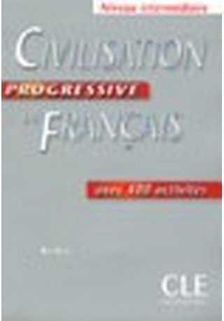 Civilisation progressive du francais intermediaire livre