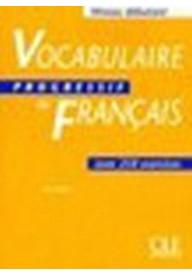 Vocabulaire progressif debutant książka