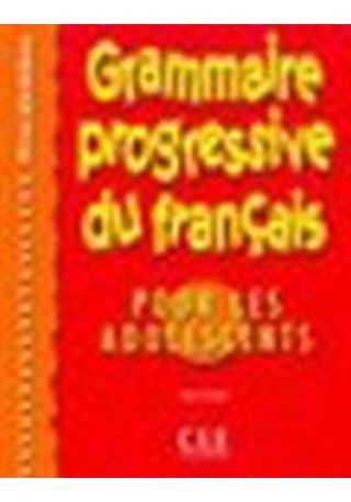 Grammaire progressive du francais pour adolescents interm...