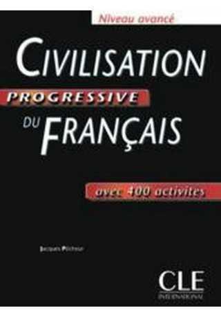 Civilisation progressive du francais avance livre
