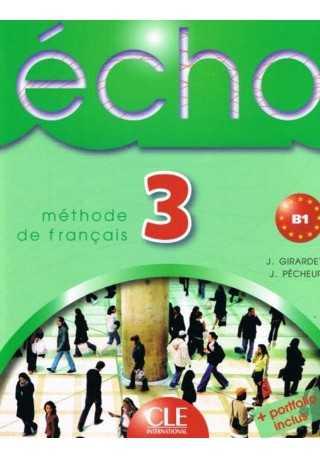 Echo 3 podręcznik