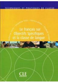 Francais sur objectifd specifiques et la classe de langue