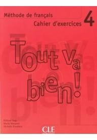 Tout va bien 4 ćwiczenia + CD