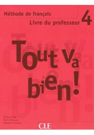 Tout va bien 4 przewodnik metodyczny
