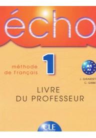 Echo 1 poradnik metodyczny