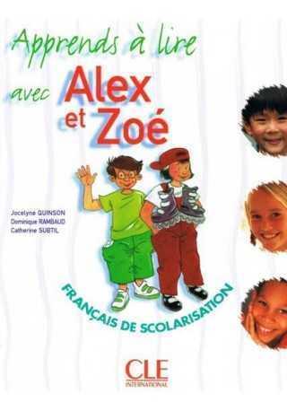 Alex et Zoe 1 Apprends a lire avec Alex et Zoe