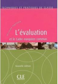 Evaluation et le Cadre europeen commun