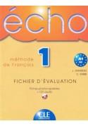 Echo 1 testy + CD audio