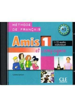 Amis et compagnie 1 CD induviduel /1/