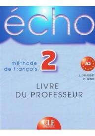 Echo 2 poradnik metodyczny