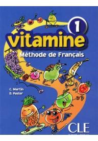 Vitamine 1 podręcznik